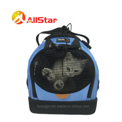 Estilo de moda fácil de levar para gatos e cães de estimação macio Saco de transporte