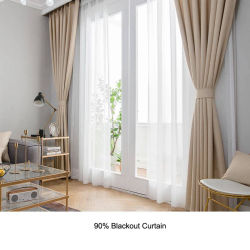 熱い販売病院のための物理的な窓カーテンの縦のブラインドを編む簡単な様式3のパス