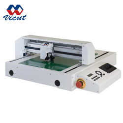 Caixa de papel para máquinas cortadoras de contorno de mesa Automática