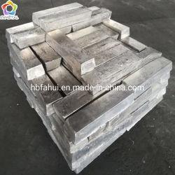 中国の工場の低価格のマグネシウムの合金のインゴット