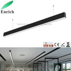 실행 사무실 건물을%s 지속적인 실행 LED 선형 빛을 골라내십시오