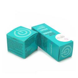 Logo personnalisé de haute qualité du papier coloré Emballage pour les cosmétiques