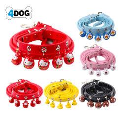 Le collier de Pet avec différents style charmant petit animal de compagnie cloches charme lumineux de couleur pour chien / COLLIER CHAT