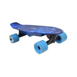 Remote Fishboard 4 Roues en plastique pour les adultes de skateboard électrique
