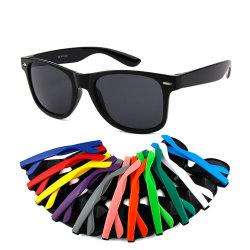 도매 2019 현대 디자인 색안경 남녀 공통 싼 형식 선전용 플라스틱 색안경