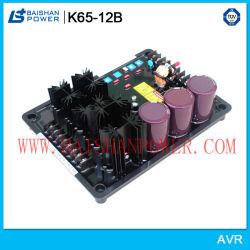 Van de Diesel 250kVA van het Controlemechanisme K65-12b van de Motor van de Kat AVR Generator van uitstekende kwaliteit van de Rupsband van de Regelgever van het Voltage Techniek Kato van de Generator AVR de Automatische Vr6 K65-12b