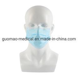 Einwegartikel 3 Schichten Nicht Gewebte Medizinische Gesichtsmaske