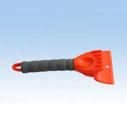 Função Muti Carro de plástico do raspador de gelo com pega de EVA (NC2147)
