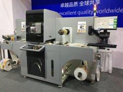 Pellicola di substrato rivestita digitale UV-LED macchina per stampa per stampaggio e verniciatura