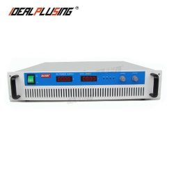 Rackmount 3000w 3 كيلو واط مع وضع مفتاح تيار مستمر رقمي قابل للضبط 250A مصدر طاقة تيار مستمر قابل للضبط من 0 إلى 12 فولت