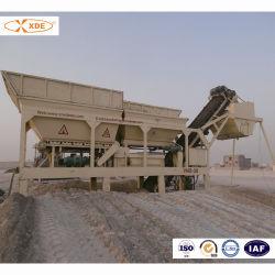 Capacité de 300 tonnes/h sous-Base de stabilisation de l'usine de mélange de sol de la machine pour la construction de routes