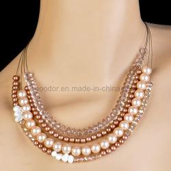 Pearl et le collier de perles (GD-AC169)