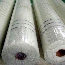ガラス繊維の壁の網布