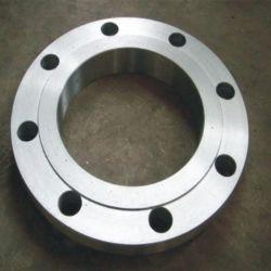 انزلاق عنق اللحام المطروق A105/ASME B16.5 على شفة من الفولاذ