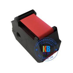 Máquina de franqueo postal térmico rojo T1000 Cartucho de cinta de tinta