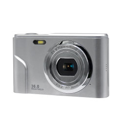 Mini Bodyの方法Style Silver Compact DIGITAL Camera