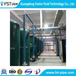 Rete di tubazioni industriale ad alta pressione dell'aria di uso del serbatoio dell'aria del compressore d'aria di Fstpipe