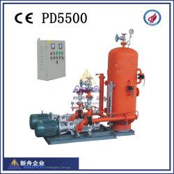 Poupança de Energia da Caldeira de Recuperação de condensados