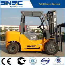 중국 디젤 엔진 포크리프트 공급자 3 톤 Snsc