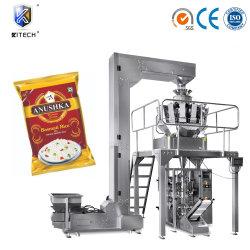 Kitechの自動微粒の米のウェイティング機械米の食糧パッキング機械装置