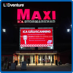P3 P3.91 P4.44 P4.81 P5.33 P6.67 P8 P10 P16 P20 Full Colour Outdoor Front Service LED Advertising Video Wall waterdicht Digitaal gebogen flexibel scherm
