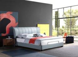새로운 디자인 현대적인 유럽식 침실 가구 퀸 사이즈 침대