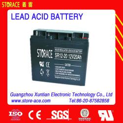 良質12V 20ah AGMの点灯用蓄電池