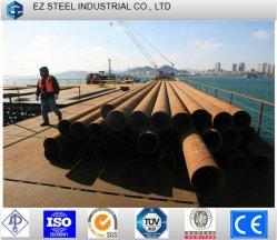 Am meisten benutzte geschweißtes API gewundenes Stahlrohr des SSAW Kohlenstoff-Spirale für Hydraulikleitung
