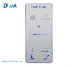 نقطة تعليمات طوارئ VoIP ذات التصنيف الأعلى مع كاميرا لهاتف Metro، SOS بدون استخدام اليدين