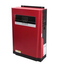 جميع في واحد عاكس الطاقة خارج الشبكة لمعرفة حالة الهواء نطاق فولطية الدخل العريض 120-500 فولت 5000va 5000واط MPPT 80A 230VAC 48 فولت تيار مستمر