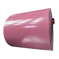 اللون المطلية مسبقا بالمطلية المغلفنة الصلب سعر PPGI أسمنت SPCC SGCC Dx51d درجة 0.25-1.0مم