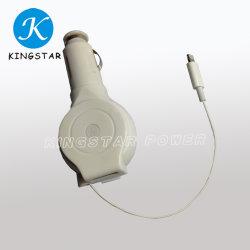 8-контактный автомобильное зарядное устройство для iPhone5 через порт USB зарядного устройства