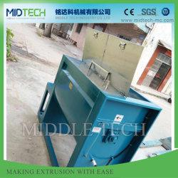 Prix de gros de la Chine pour le plastique PVC Poudre/Pellet/composition/granulés Matériel Ruban de mélangeur de Blender Machine verticale