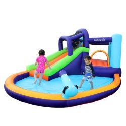Hot Inflatable Bounce Castle Jump Bouncer opblaasbaar Bouncer House