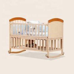 Le nouveau design en bois massif extensible de lit bébé/bébé lit/lit bébé