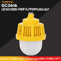 O modelo Gcd616 IP65 50W 60W Explosion-Proof LED do Farol da Plataforma