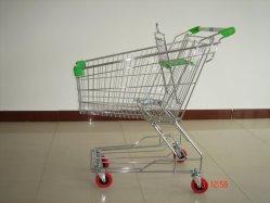 Supermercato Hypermarket Carrello A Mano