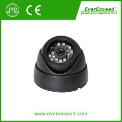 Vehicle-Mounted小型ビデオモニタリング伝達バストラックのための半球形CCTVのカメラ