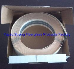 Le métal utilisé pour la bande d'angle renforcé de cloisons sèches