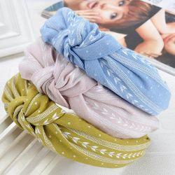 Colorista mujeres′ S cintas de pelo banda Elastic Hair Accesorios para Y niñas