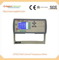 Vertoning 32 van de Meter van de temperatuur Temperatuur gelijktijdig (AT4532)