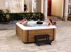 2016ベストセラーのシンセンの供給木製デザインスカートの鉱泉の浴室