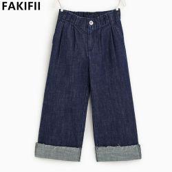 Оптовая OEM/ODM детей/детский/детские одежду марки детей джинсы