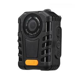 CCTV 비밀 경찰 1개의 단추 시작 기록을%s 가진 바디에 의하여 착용되는 IP 사진기