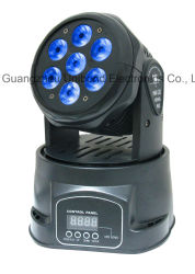 Projecteur de Noël Light 7PCS LED Moving Head Stage Light