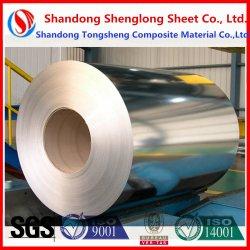 Caldo tuffato bobina/lamierino/lamiera/nastro d'acciaio galvalume/galvanizzata, Hdgi, bobina d'acciaio di galvanizzazione