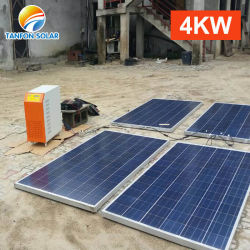 Nouveau produit 12kw triphasé onduleur a également appelé l'énergie solaire grille tie Inverseur pour système d'électricité solaire