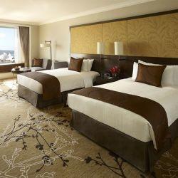 Kundenspezifischer Luxus stellte ausgezeichneten Entwurf moderne Suite-Hotel-Fünf-Sternemöbel für Hotel-Vertrag her