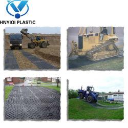 Durable 3000*1000*40mm de plástico de HDPE de UHMWPE construcción carretera Mat