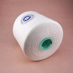 Semi terne 100 % polyester filé fils à coudre 43/2